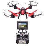 ขาย ซื้อ ออนไลน์ Skyhawk 1315S Drone พร้อมอุปกรณ์ Fpv 5 8Ghz ส่งภาพ Real Time สีดำ