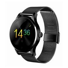 Sma Smartwatch รุ่น K88 สาย Stainless Black Thailand