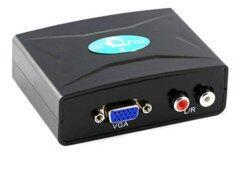 ขาย Smart Pc Vga To Hdmi Converter With Audio Black ถูก Thailand