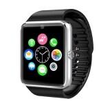 ซื้อ Smart Tech นาฬิกาโทรศัพท์อัจฉริยะ รุ่น St8 สีเงิน Smart Tech