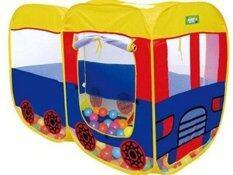 ขาย Smartbabyandkid เต๊นท์รถบัส 2 ตอน Red Smartbabyandkid