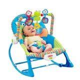 ขาย Smartbabyandkid เปลโยก สั่น Ibaby Infant To Toddler Rocker ลายกบสีฟ้า ถูก