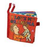 ราคา Smartbabyandkid หนังสือผ้า I Love My Grandma ใหม่ล่าสุด