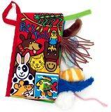ซื้อ Smartbabyandkid หนังสือผ้า Pet Stail By Jollybaby ถูก