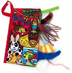 ซื้อ Smartbabyandkid หนังสือผ้า Pet Stail By Jollybaby Smartbabyandkid เป็นต้นฉบับ