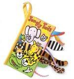 ซื้อ Smartbabyandkid หนังสือผ้าJungle Tail By Jollybaby Smartbabyandkid เป็นต้นฉบับ