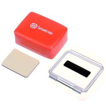 smatree Floaty Sponge and Waterproof Backdoor for Gopro Hero4 Hero3+