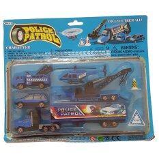 ซื้อ Snook Toys ขบวนรถตำรวจเด็กเล่น ถูก Thailand