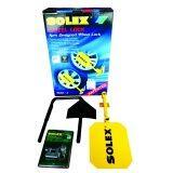 ราคา Solex ล็อคล้อกันขโมยรุ่น U ไซส์ L สำหรับรถกระบะยกสูง Solex ไทย