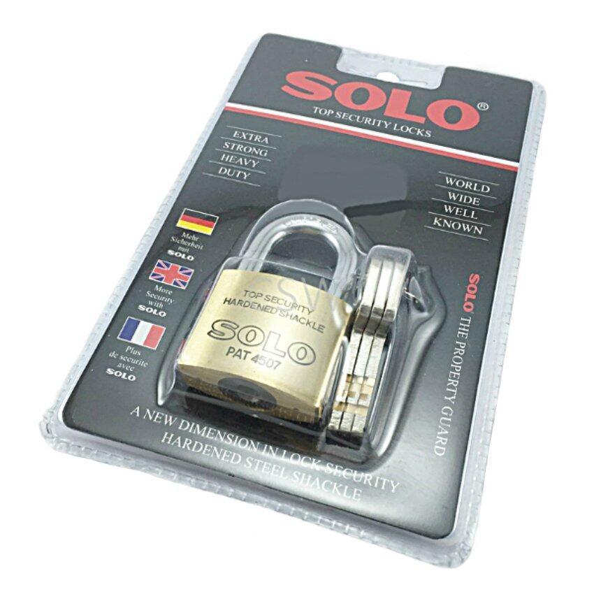 SOLO กุญแจโซโล 4507 N - 40 มม.