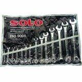 ราคา Solo ประแจแหวนข้างปากตาย 14ตัว ชุด 8 26 มม รุ่น814 ใหม่