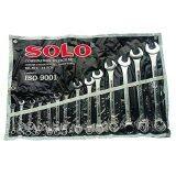 ขาย Solo ประแจแหวนข้างปากตาย 14ตัว ชุด 8 26 มม รุ่น814 เป็นต้นฉบับ