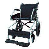 ขาย Soma รถเข็นโซม่า อัลลอยด์ ผู้ป่วยคนชรา Wheelchair คนแก่ วีลแชร์ พับได้ รุ่น F16 Sm 150 3 ผู้ค้าส่ง