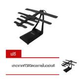 ซื้อ Sonar เสาอากาศทีวีดิจิตอล ภายใน เสาทีวีดิจิตอล รุ่น Tn 006 Black ซื้อ 1 แถม 1 ใน กรุงเทพมหานคร