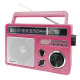 ขาย Sonar วิทยุ ทรานซิสเตอร์ รุ่น Sp 103 สีชมพู Sonar ถูก