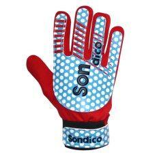ขาย Sondico Combat ถุงมือโกล์ว ฟุตบอล Football Goalkeeper Gloves Combat Blue ใน กรุงเทพมหานคร