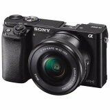 ขาย Sony A6000 Lens 16 50 Mm Oss Black ผู้ค้าส่ง