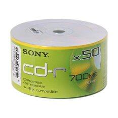 Sony Cd-R Sony (50/pack) By Anusra Computer.