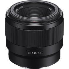 ราคา Sony Fe 50Mm F1 8 Sel50F18F Black ออนไลน์