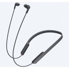 Sony หูฟัง In-Ear Bluetooth Extra Bass รุ่น MDR-XB70BT (Black)ประกันศํูนย์ Sony 1ปี