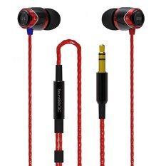 ส่วนลด Soundmagic หูฟัง In Ear Hifi Award รุ่น E10 สีแดง Soundmagic