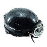 ราคา Space Crown หมวกกันน๊อค รุ่น ทูปเปอร์ B10 สีดำเคฟล่า Space Crown ออนไลน์