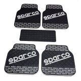 ขาย Sparco ผ้ายางปูพื้น พรมปูพื้น 5ชิ้นเกรดซิลิโคน Sparco สีขาว ออนไลน์