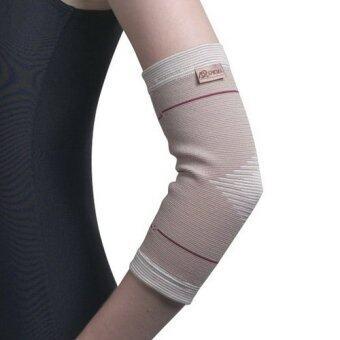 Special ผ้ายืดรัดพยุงข้อศอกและกล้ามเนื้อ Elbow Support Flextra Elastic