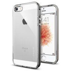 SPIGEN เคส Apple iPhone SE/5s/5 Case Neo Hybrid Crystal (Gunmetal)