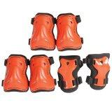 ราคา Sportland ชุดป้องกัน สเก็ต รุ่น Sl 322 Orange Black ที่สุด