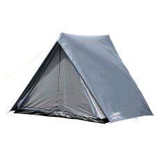ขาย Sportland เต็นท์ ทรงบ้าน 12 คน Tent Home 380 30 X280X210Cm Frt301 12 Gy Sport Land ออนไลน์
