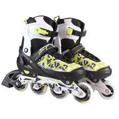 โปรโมชั่น Sportland อินไลน์ สเก็ต In Line Skate รุ่น Pw 153 5 White Black Sport Land ใหม่ล่าสุด
