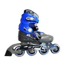 ส่วนลด Sportland อินไลน์ สเก็ต In Line Skate รุ่น Sl 130E Gray Blue Sport Land