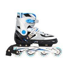 ซื้อ Sportland อินไลน์ สเก็ต In Line Skate รุ่น Sl 151K Bl Size L White Blue ใหม่