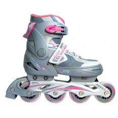 ทบทวน Sportland อินไลน์ สเก็ต In Line Skate รุ่น Sl 151K Pk Gray Pink