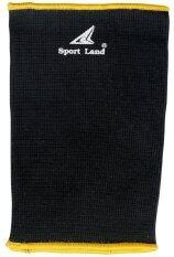 ราคา Sportland สนับเข่า Knee Pad 4018 เบอร์ M Bk เป็นต้นฉบับ