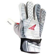 ซื้อ Sportland Spider Goal Keeper Gloves No 6 White Black ใน กรุงเทพมหานคร