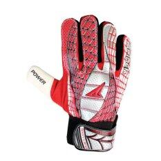 ราคา Sportland Spider Goal Keeper Gloves No 7 Red Silver ออนไลน์