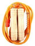 ซื้อ Sportland Zh1000 เชือกกระโดด ปรับได้ สำหรับผู้ใหญ่ Jump Rope Adj With Spring Spl Ncl7Mm L305Cm L Or