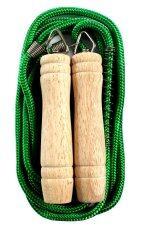ราคา Sportland Zh1009 เชือกกระโดด สำหรับผู้ใหญ่ Jump Rope With Spring Spl Ccl8Mm L305Cm L Green เป็นต้นฉบับ Sport Land