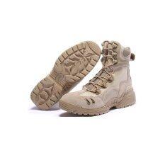 ซื้อ Sportlifeonline รองเท้า รุ่น Spider 8 1 ข้อยาว สีทราย ใหม่