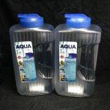 ราคา Srithai Superware ชุดขวดน้ำ ขนาดจัมโบ้ 13 5X8 5X26 5 Cm Lock Lock บรรจุ 2 1 ลิตร 2ชิ้น ใหม่