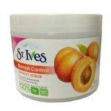 St Ives Apricot Scrub Natural Clear Blemish Blackhead 10 Oz เป็นต้นฉบับ
