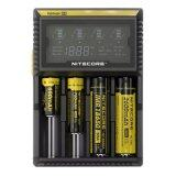 ขาย Startup Nitecore D4 Lcd Screen Digicharger Charger For Aa Aaa 18650 14500 Battery Black Startup เป็นต้นฉบับ