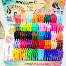 ซื้อ Stationary2You ปากกาเมจิ My Color2 เซต 40สี ออนไลน์