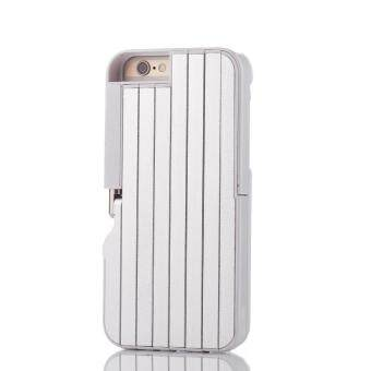 STIKBox iPhone6/6S 4.7นิ้ว เคสมือถือไม้เซลฟี่ในตัว+รีโมต Bluetooth Built in Selfie Stick iPhone6 Case with Bluetooth Remote (สีขาว)