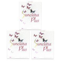ราคา Sun Clara Plus ผลิตภัณฑ์เสริมอาหาร ซันคลาร่า พลัส เพิ่มฮอร์โมน เพศหญิง หน้าอกเต่งตึง ช่องคลอดกระชับ 3กล่อง เป็นต้นฉบับ Unbranded Generic