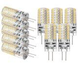 ขาย ซื้อ Sunix 10Pcs High Power G4 3W 48 Smd 3014 Led Silicone Spotlight Bulb Lamp Warm White ใน Thailand
