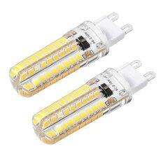 ส่วนลด Sunix 2X 5 5W G9 2835 72 Smd Led 7000K Cool Pure White High Power Energy Saving Lamp Corn Light Bulb Ac 220V 240V Sunix