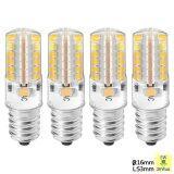 Sunix 4X 5W E14 Led Light Bulb 2835 48 Smd Non Dimmable 3000K Silicone Corn Bulb Warm White ใน Thailand